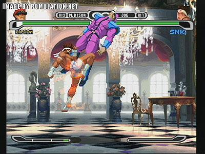 capcom vs snk ps1 iso